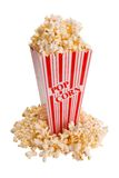 Popcorn in container Royalty Free Stock Photography