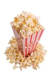 Popcorn in container Stock Photos