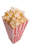 Popcorn in container Royalty Free Stock Photo