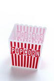 Popcorn Container Stock Photo