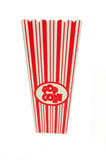 Popcorn cup Stock Images