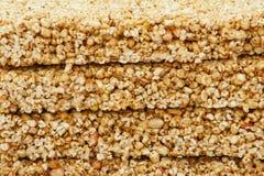 Popcorn del grano Fotografia Stock