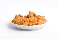 Popcorn del pollo Fotografia Stock Libera da Diritti