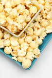 Popcorn in a Dish Stock Photography