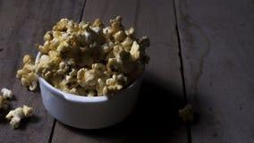 Popcorn dolce Immagini Stock Libere da Diritti