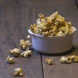 Popcorn dolce Immagini Stock