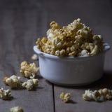 Popcorn dolce Immagine Stock