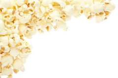 Popcorn frame Royalty Free Stock Photo