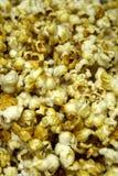 Popcorn giallo Fotografia Stock Libera da Diritti