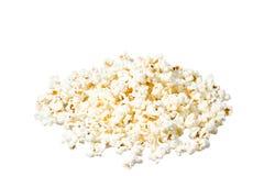 Popcorn heap close-up Royalty Free Stock Photography