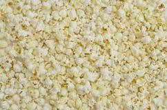 Popcorn-Hintergrund-Beschaffenheit Lizenzfreies Stockfoto