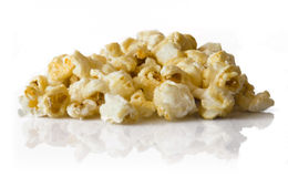 Popcorn in hoop Stock Fotografie