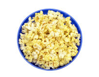 Popcorn Isolated Royalty Free Stock Photo
