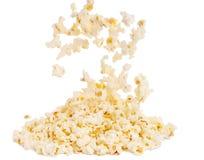 Popcorn isolated Royalty Free Stock Photos