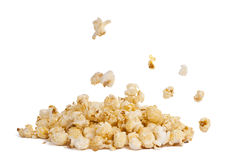 Popcorn isolated Royalty Free Stock Photography