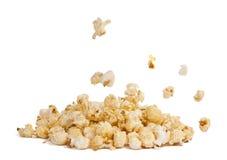 Popcorn isolated Royalty Free Stock Photography