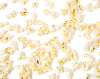 Popcorn isolated Stock Image