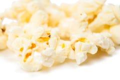 Popcorn isolated Stock Photos