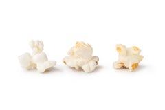 Popcorn. Isolated on white background Stock Images