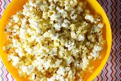 Popcorn kitsch Immagini Stock