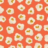 Popcorn kyler bakgrund vektor illustrationer