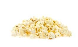 Popcorn liegt ein Haufen Lizenzfreies Stockbild