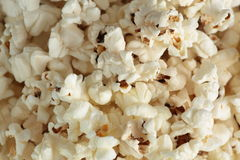 Popcorn in a lot Stock Photos