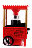Popcorn machine Royalty Free Stock Photo