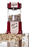 Popcorn machine Stock Images
