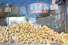 Popcorn machine Stock Photo