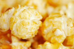 Popcorn Macro Stock Images