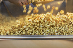 Popcorn maker Stock Image