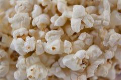Popcorn med 4th det juli temat Royaltyfria Foton