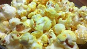 Popcorn Movie snack. An isolated still of popcorns Stock Photos