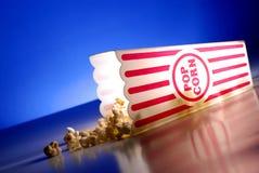 Popcorn at the Movies Stock Photos
