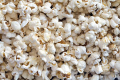Popcorn Overhead Stock Photography