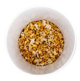 PopCorn in pail Royalty Free Stock Photo