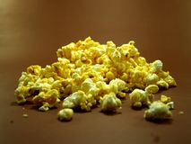 Popcorn photo 01 Royalty Free Stock Photography