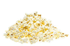 Popcorn pile Stock Photography