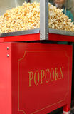 Popcorn for sale Royalty Free Stock Images