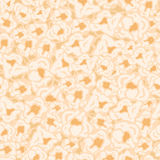 Popcorn seamless pattern background Stock Photos