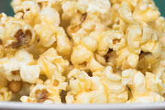 Popcorn seed background Stock Images