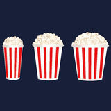 Popcorn. Royalty Free Stock Photography