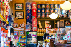 Free Popcorn Shop Stock Photo - 47183230