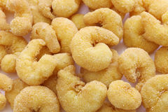 Popcorn shrimp Stock Images