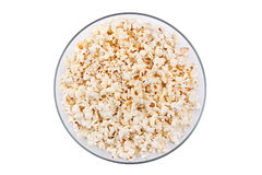 Popcorn snack Stock Photography