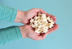 Popcorn Royalty Free Stock Photos
