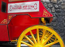 Popcorn Stand Stock Images