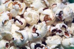 Popcorn. Still life of mixed popcorn Stock Photo
