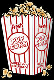 Popcorn, Text, Food, Snack Stock Images